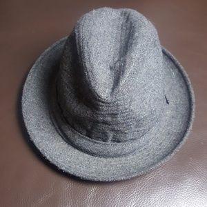 Stetson Woven Wool Fedora
